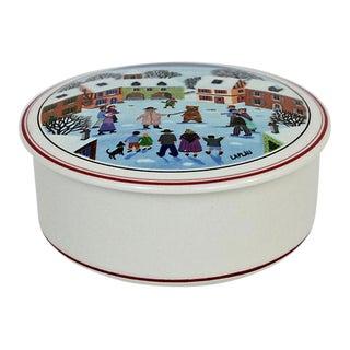 Villeroy & Boch Vitreous Porcelain Box