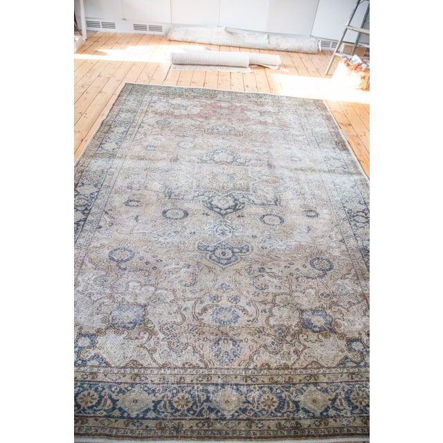 """Distressed Kaisary Carpet - 6'8"""" X 9'5"""" - Image 6 of 10"""