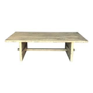 Japanese Elm Coffee Table