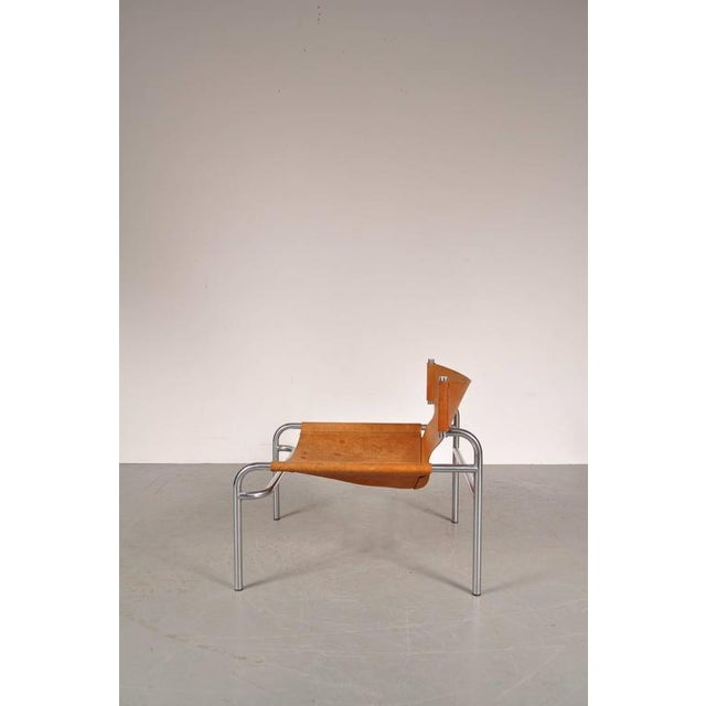 "Lounge Chair ""sz12"" by Walter Antonis for Spectrum, Netherlands, circa 1970 - Image 5 of 9"