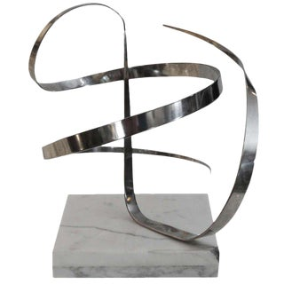 Early Michael Cutler Kinetic Sculpture, 1977