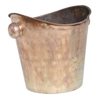 German Modern Silverplated Champagne Bucket