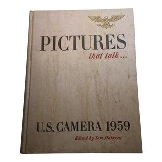 1959 Pictures That Talk U.S. Camera