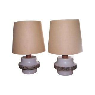 Martz Table Lamps - A Pair