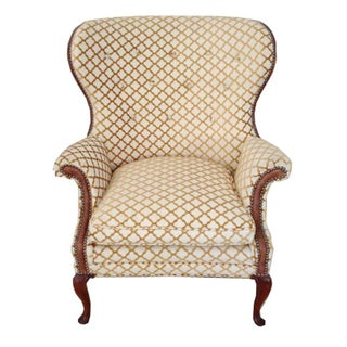 Vintage Thomasville Wingback Chair