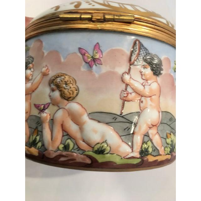 Image of French Wine Grape Capodimonte Box