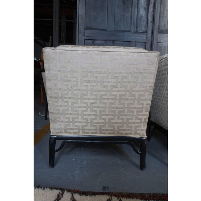 Classic Mid-Century Chairs - A Pair - Image 8 of 8