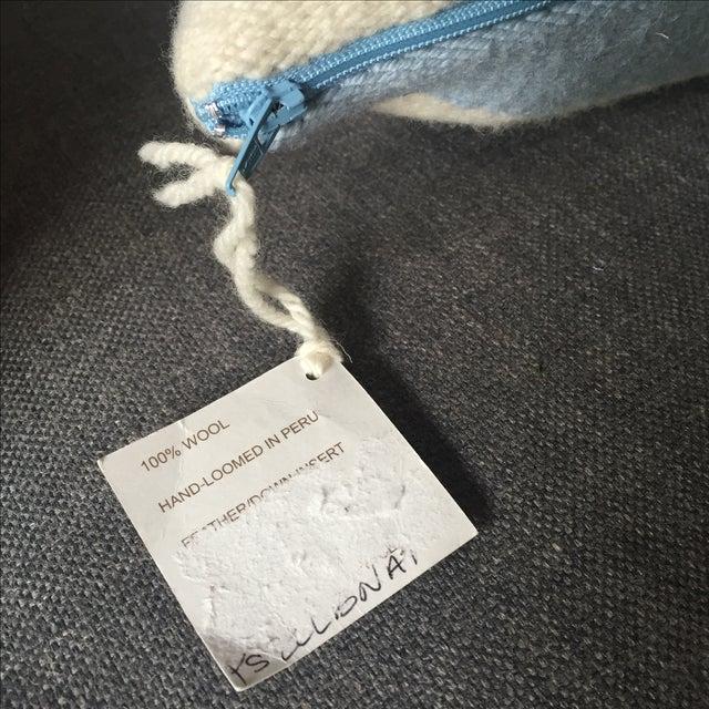Jonathan Adler Pop Zebra Wool Throw Pillow - Image 5 of 5