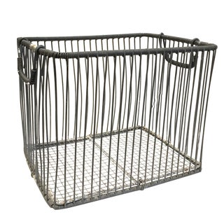 Wire Metal Basket