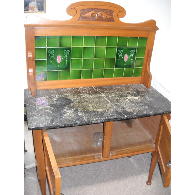 Antique Dry Sink - Image 4 of 4