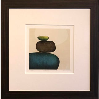 """Pebblestack #18"" by Tandi Venter"
