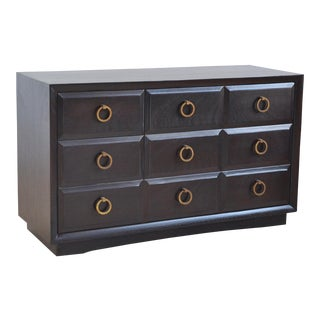 Widdicomb Cabinet with Brass Pulls
