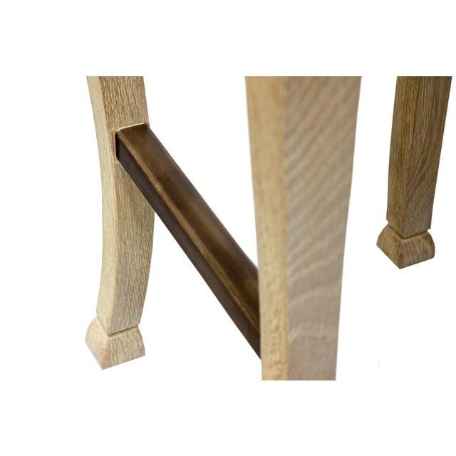 "Truex American Furniture ""Golden Gate"" Bar Stool - Image 5 of 5"
