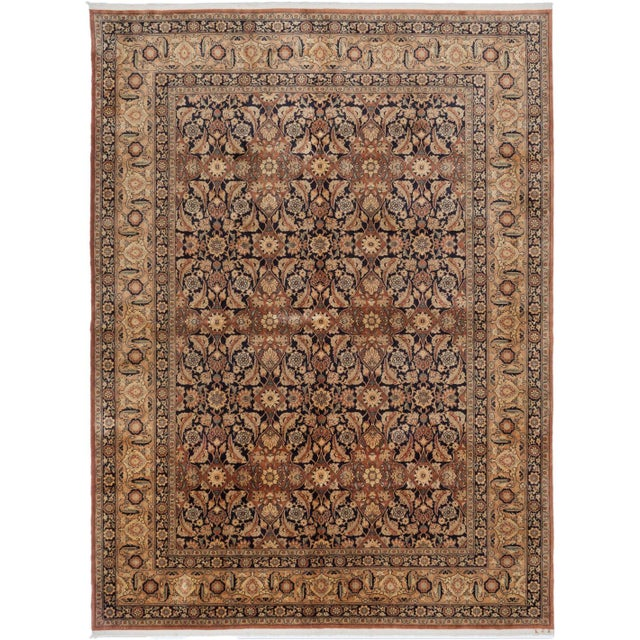 "Image of Keisari Vintage Turkish Rug - 8'10"" X 11'9"""