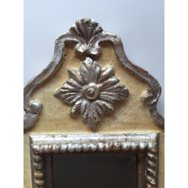 Image of Vintage Venetian Mirrors - a Pair
