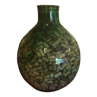 Demijohn Bottle With Corks