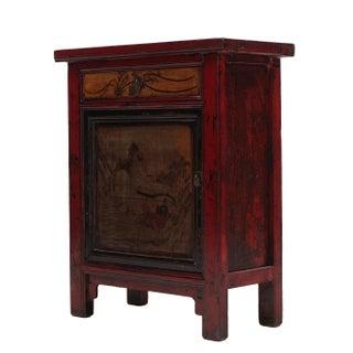 Vintage Sarreid LTD Chinese Gansu Cabinet
