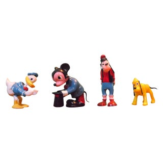 Disney Marx Toys - Set of 4