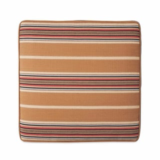 Southwestern Striped Square Floor Pillow