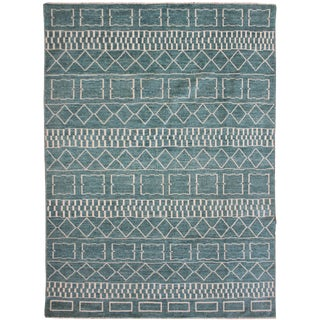 "Aara Rugs Inc. Hand Knotted Gabbeh Rug - 9'8"" X 8'0"""