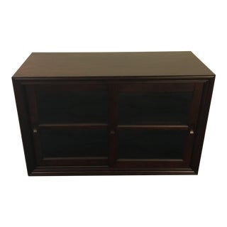 Pottery Barn Wooden 2-Door Cabinet With TV Stand