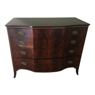 Antique Solid Wood Dresser