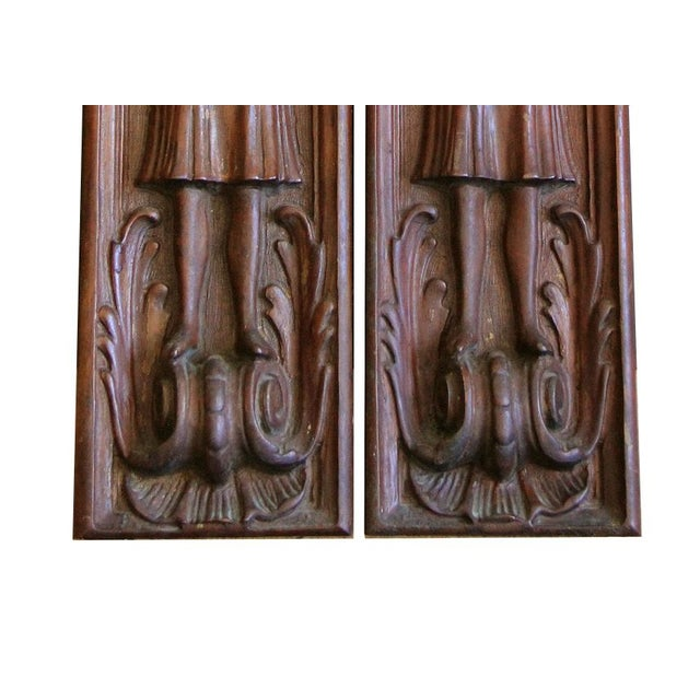 19th Century Architectural Wall Panels - Image 3 of 3