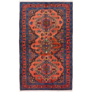 "Shiravan Handmade Turkish Rug - 4'5"" x 7'6"""