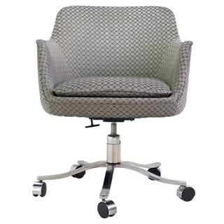 Mid-Century Office Chair on Casters - 20 Available