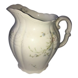Booths Staffordshire Porcelain English Jug