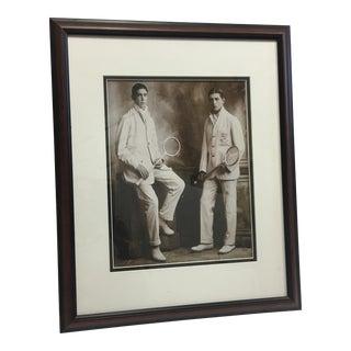 Photo of Badminton Players