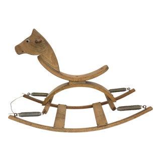 Antique 18th Century Rocking Horse
