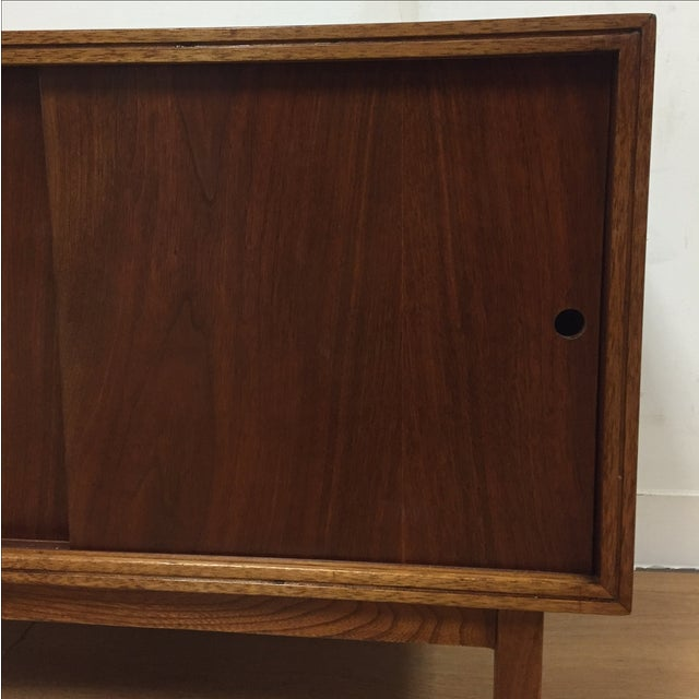 Mid Century Lane Record Cabinet - Image 8 of 10