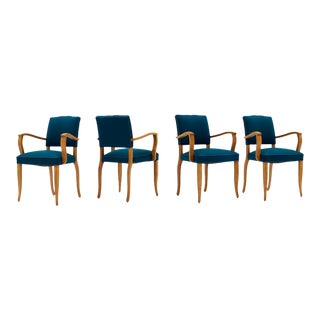 A set of 4 Maxime Old Dining Chairs