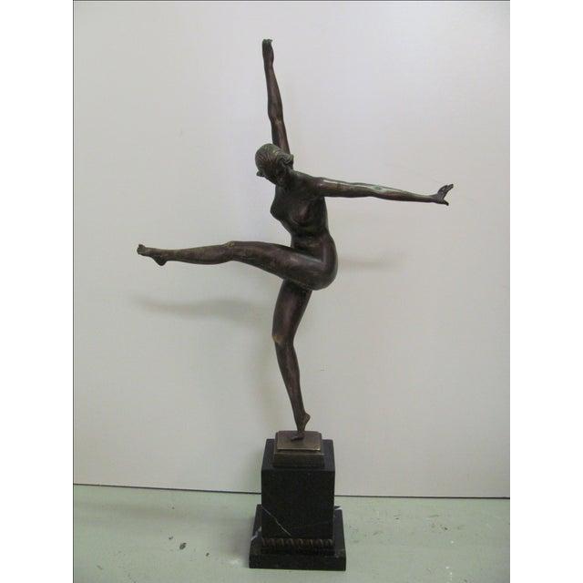 Duvernes Bronze Sculpture - Image 2 of 7