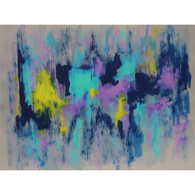 "Image of ""Stardust"" Abstract Painting by Cleo"