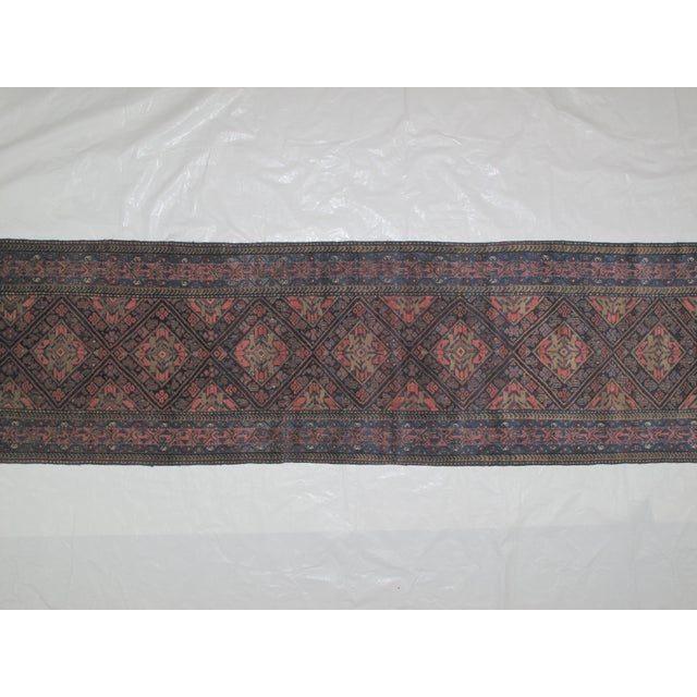 "Leon Banilivi Persian Runner - 19'5"" X 3'2' - Image 2 of 4"