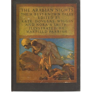 The Arabian Nights, Illustrated by Maxfield Parrish