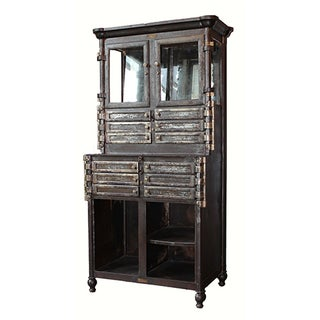 1900 Lee S. Smith & Son Dental Cabinet