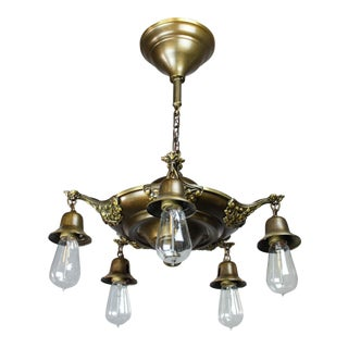 Colonial Revival Light Fixture (5-Light)