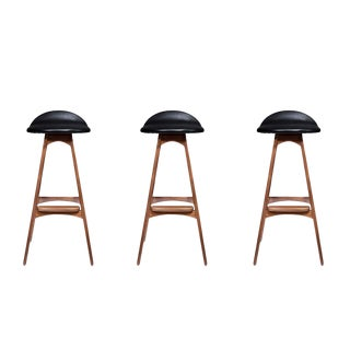 Set of Three Boyd Stools