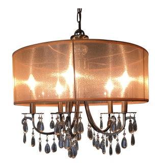Crystorama Hampton 5 Light Chandelier