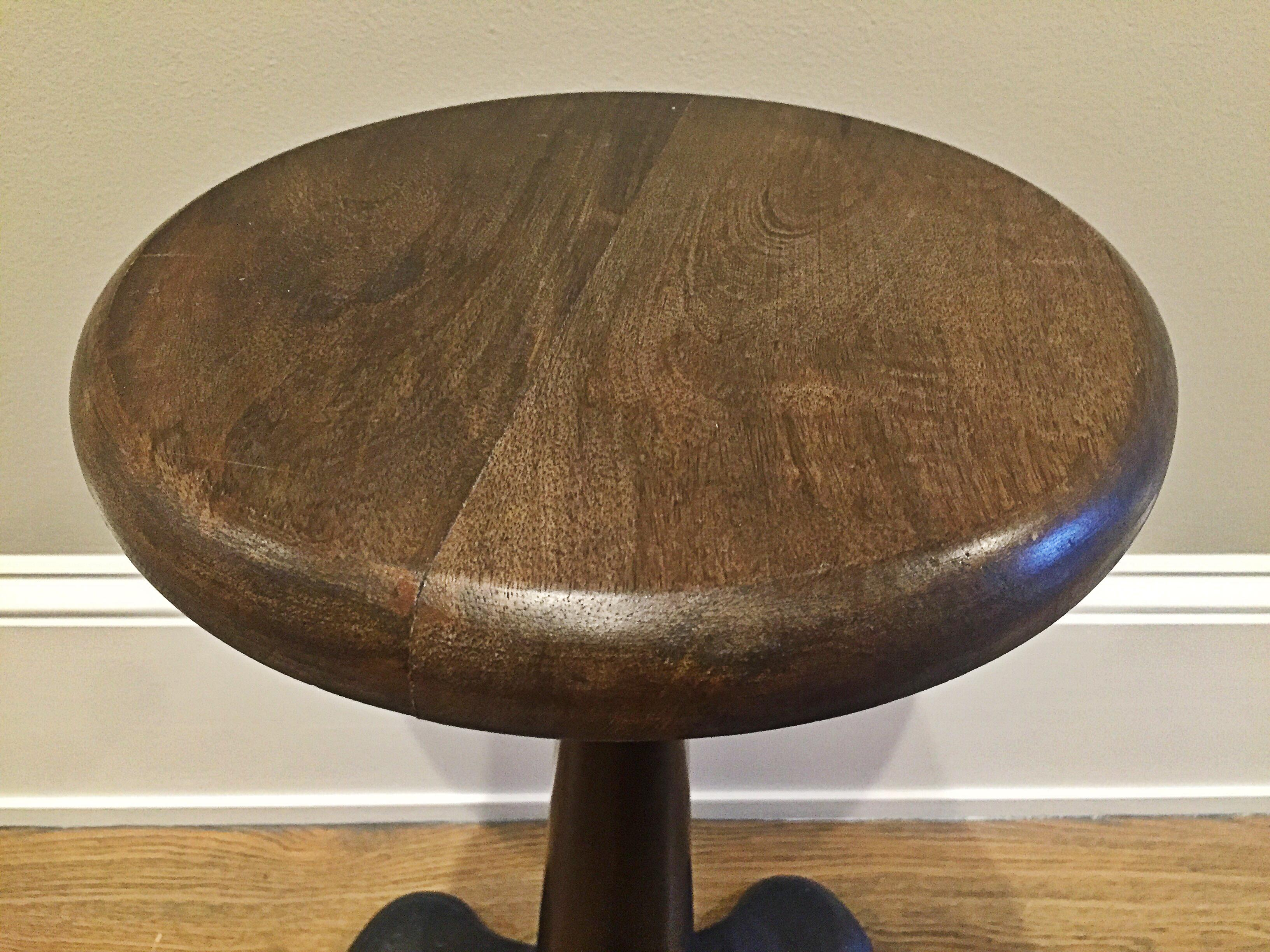 Restoration Hardware French Sewing Stool Table Chairish
