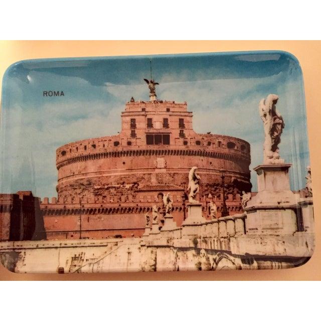 Vintage Mebel Melamine Italian Souvenir Tip Trays - Set of 5 - Image 5 of 11