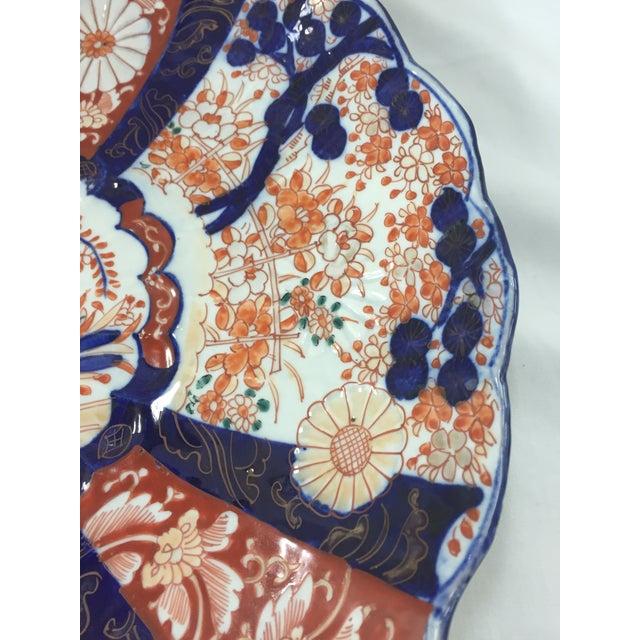 Japanese Imari Porcelain Charger - Image 7 of 10