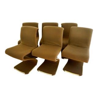 Gastone Rinaldi 'Z' Dining Chairs - Set of 6