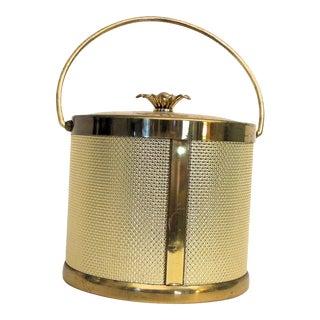 1960s Hollywood Regency Ice Bucket