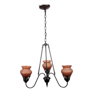 Gothic Italianate Chandeliers – A Pair