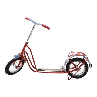 Antique Rivel Surhuisterveen Child's Push Scooter
