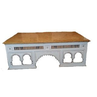 Vintage Large Moorish Coffee Table